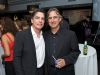 with Peter Gallagher