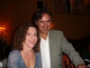 with Judy Wexler at Largo-Resto Club in Quebec