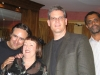 with Sheila Jordan,  Trey Henry & Tim Pleasant at the Vic in Santa Monica
